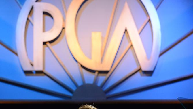 Jennifer Garner  speaks onstage at the 24th Annual Producers Guild (PGA) Awards at the Beverly Hilton Hotel on Saturday Jan. 26, 2013, in Beverly Hills, Calif. (Photo by Jordan Strauss/Invision for The Producers Guild/AP Images)