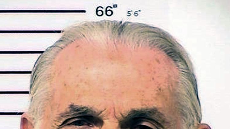 FILE - This file photo provided Jan. 29, 2013, by the California Department of Corrections shows former Charles Manson follower Bruce Davis, who has served over 40 years for two murders unrelated to the notorious Sharon Tate-LaBianca killings. Gov. Jerry Brown reversed a parole board's recommendation on Friday, March 1, 2013, and denied the 70-year-old's release from prison. (AP Photo/California Department of Corrections, File)
