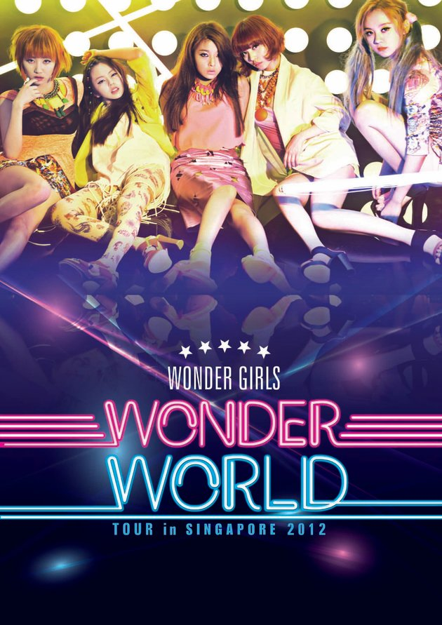 The Wonder Girls are back performing in Asia after cracking the US market. (Photo courtesy of PMSA Alpha)