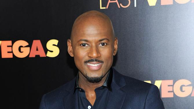 "FILE - This Oct. 29, 2013 file photo shows actor Romany Malco at the premiere of ""Last Vegas"" at the Ziegfeld Theatre in New York. Malco stars in ""Think Like A Man Too,"" the sequel to ""Think Like A Man"" a film adapted from Steve Harvey's best-selling relationship advice book. (Photo by Evan Agostini/Invision/AP, File)"