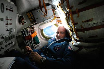 No NASA astronaut has ever spent a year in space. Scott Kelly's about to change that.
