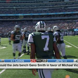Would a QB change even help the New York Jets?