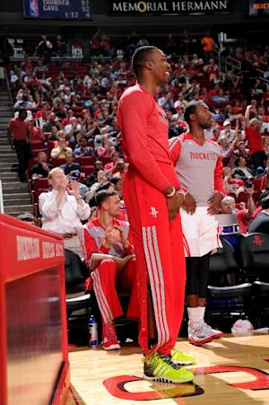 McHale: C Howard back in the lineup for Rockets