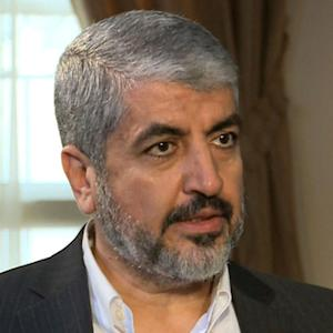 Hamas leader compares group's violence to American Revolution