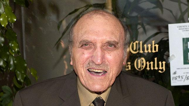 Len Lesser Sid Caesar Birthday Party