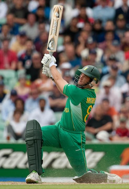 Cricket - Albie Morkel File Photo