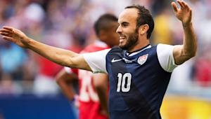 LA Galaxy's Landon Donovan among four starters departing USMNT camp ahead of Panama finale