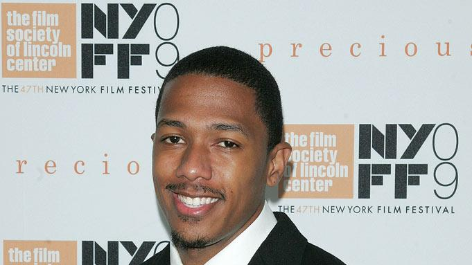 Precious NY Screening 2009 Nick Cannon