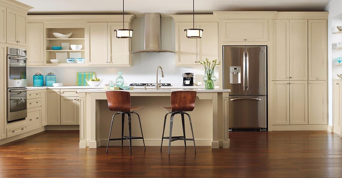 Complimentary Kitchen Designs