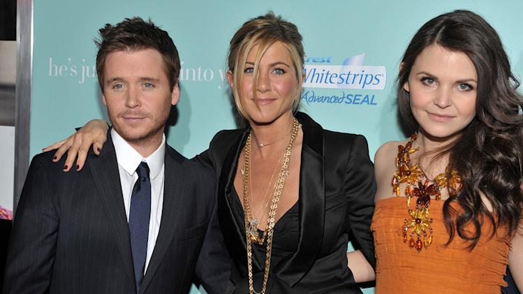 He's Just Not That Into You LA premiere 2009 Kevin Connelly Jennifer Aniston Ginnifer Goodwin