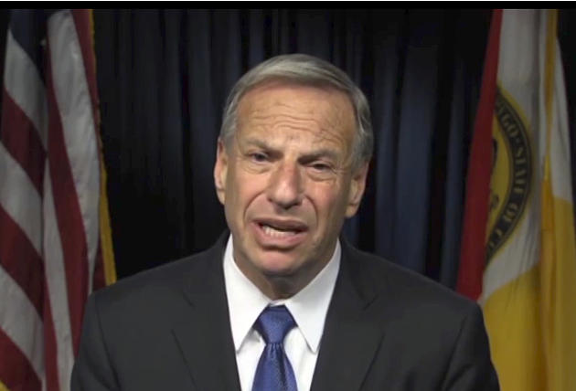 San Diego Mayor Bob Filner apologizes for his behavior in this frame from a video produced by the city of San Diego Thursday, July 11, 2013. Filner shows no signs of quitting, despite three women comi