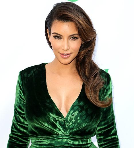 "Kim Kardashian Discusses Fertility Issues, Calls Pregnancy a ""Blessing"""