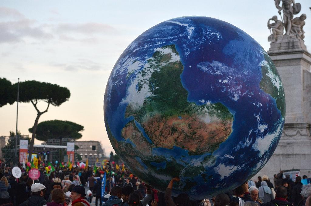 Key dates in the battle against global warming