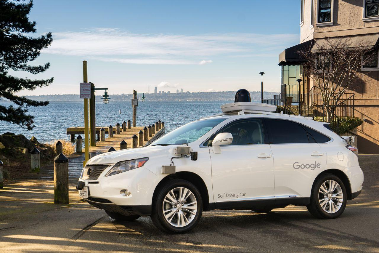Google expands its self-driving car program to Washington state