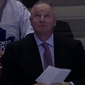 Randy Carlyle Tribute in Anaheim