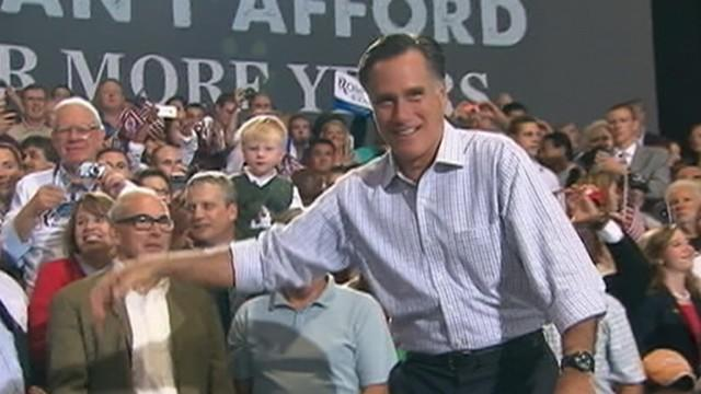 Mitt Romney Capitalizing on Momentum in Ohio