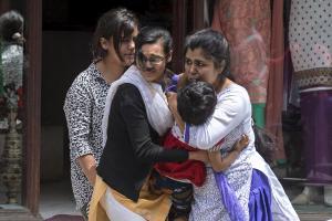 Second major earthquake shakes Nepal