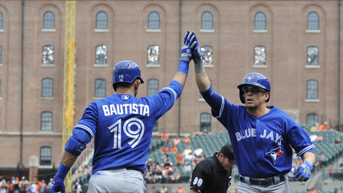Buehrle, Blue Jays cruise to 11-3 win over Orioles