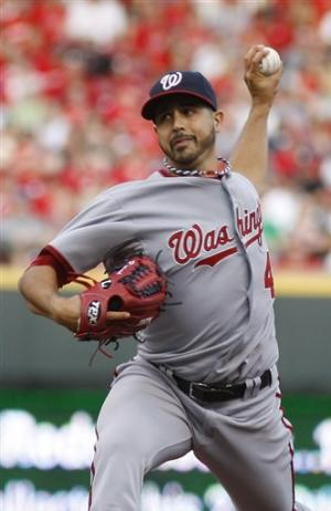 Nationals get 2 HRs, beat Reds 7-3