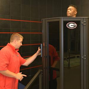College football team turns to cryogenics