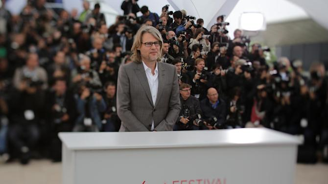 """Andrew Dominik presented his film """"Killing Them Softly"""" at the Cannes Film Festival in 2012."""