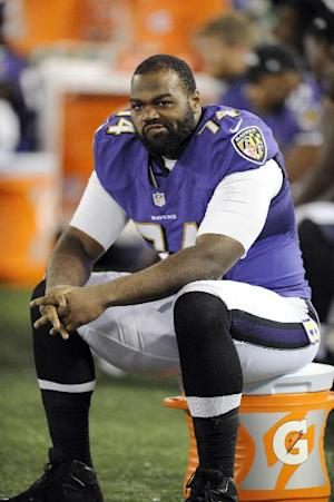 Titans agree to 4-year deal with OT Michael Oher
