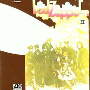'Led Zeppelin II,' Photo Courtesy of Atlantic