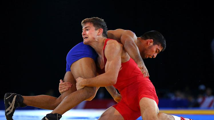 20th Commonwealth Games - Day 8: Wrestling