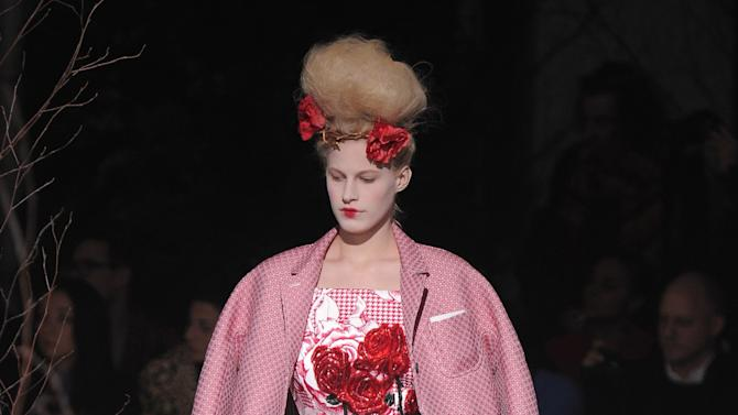 Thom Browne - Runway RTW - Fall 2013 - New York Fashion Week