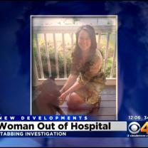Woman Who Had Baby Cut From Belly Released From Hospital