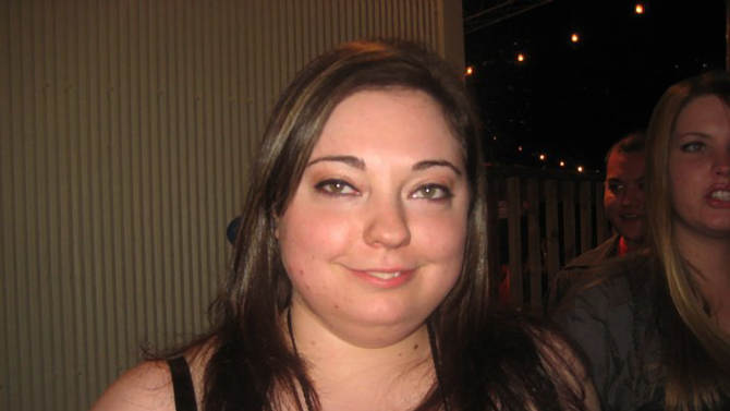 This photo provided by the family shows Micayla Medek. Medek, 23, is one of the 12 people killed when a gunman barged into a crowded theater, set off gas canisters and opened fire as spectators dove for cover and tried to flee, Friday, July 20, 2012, in Aurora, Colo. Dozens of others were injured, including 11 in critical condition. (AP Photo/Courtesy of the family)