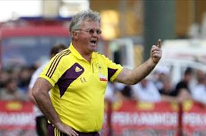 Hiddink signs one-year Anzhi extension