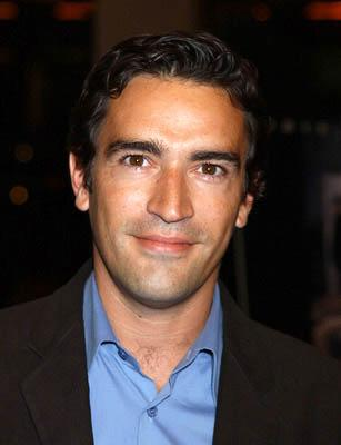 Ben Chaplin at the LA premiere of Columbia's Panic Room