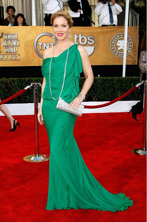 15th Annual Screen Actors Guild Awards 2009 Christina Applegate