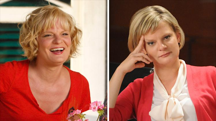 "Martha Plimpton: ""Raising Hope"" and ""The Good Wife"""