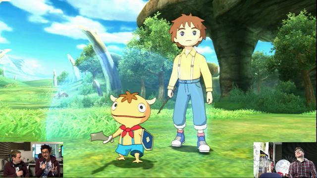 Ni no Kuni - Live Stream Editor Check In