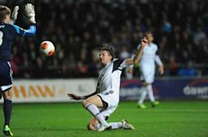 Michu set to miss six weeks with ankle injury