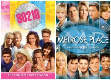 Beverly Hills 90210 Spin-Off - Melrose Place