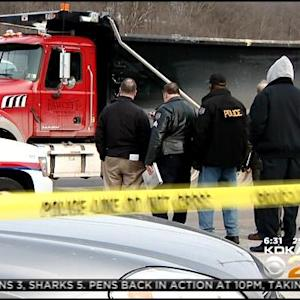 Teen Dies After Being Struck By Dump Truck In McKeesport