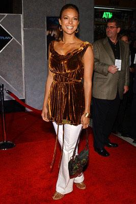 Eva LaRue at the LA premiere of Touchstone's Flightplan