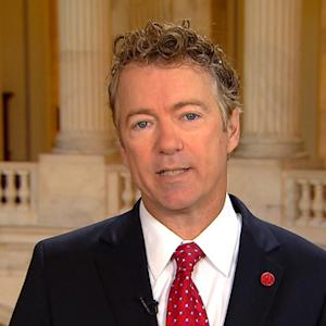 Sen. Rand Paul on ISIS and 2016 presidential race
