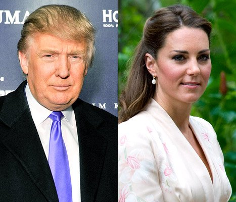 Donald Trump: Kate Middleton&#39;s Topless Photo Scandal Is All Her Fault