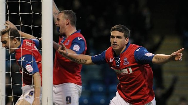 Cody McDonald was on target in Gillingham's victory