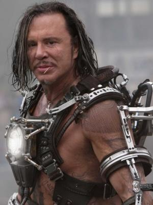 'Immortals'' Mickey Rourke Blasts Marvel Over 'Iron Man 2'