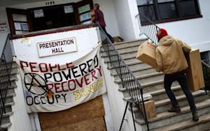 NYPD Credits Occupy with the Drop in Crime After Sandy