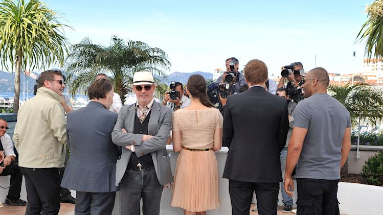 """De Rouille et D'os"" Photocall - 65th Annual Cannes Film Festival"