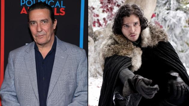 Ciaran Hinds, Kit Harington as Jon Snow -- Getty Images