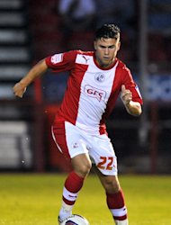 Crawley's Scott Neilson will spend three months on loan at Grimsby