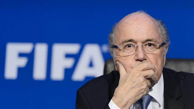 Swiss open criminal proceedings on FIFA president Sepp Blatter