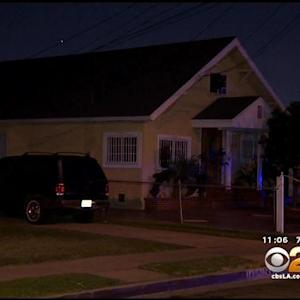 Man Arrested In Stabbing Death Of His Grandmother At East LA Home